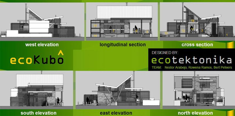 EcoKuboElevations