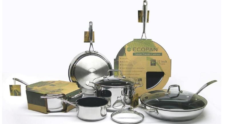 Earth friendly pan