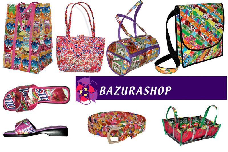 Bazura-recycled-products