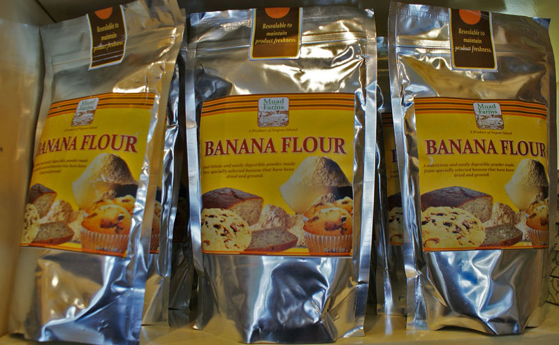 Bananaflour