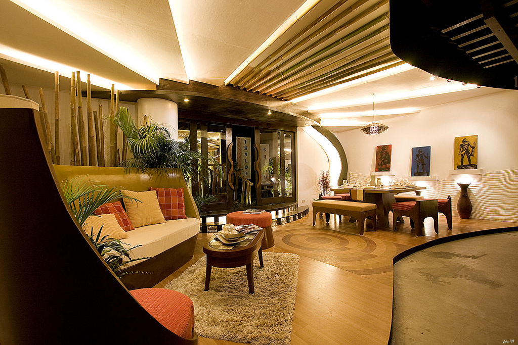 Filipino Interior Design Exhibit - Learning and Living the ... on native philippine furniture, native philippine bedroom, native philippine art,