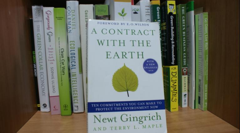 Contract withthe earth
