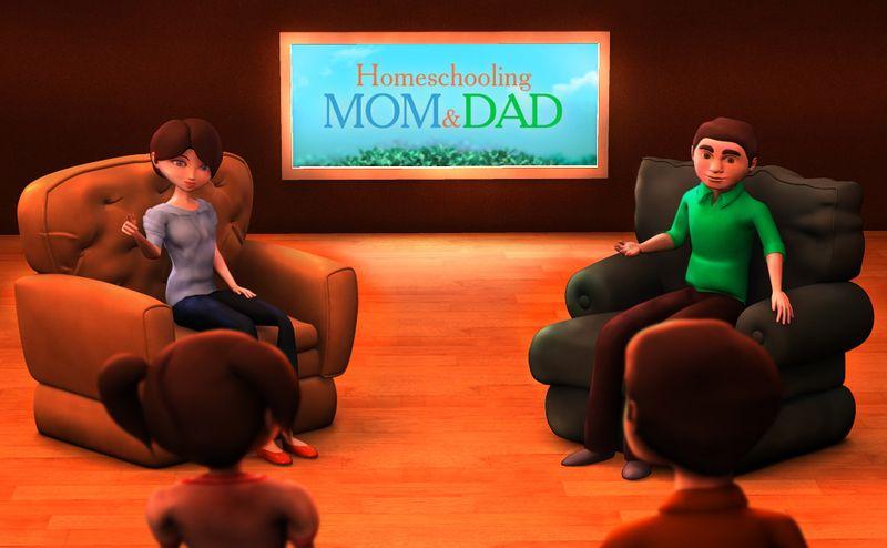 Homeschoolingmom&dad