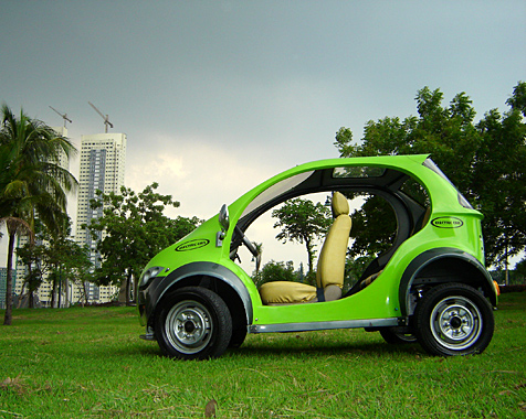 Pinoy Made Green Cars Learning And Living The Green Life In The