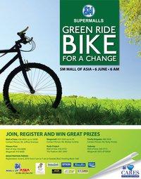 Greenridebike