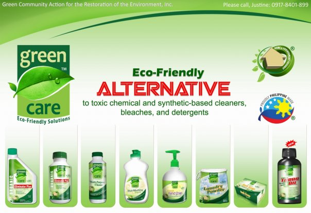 Greenterprise products