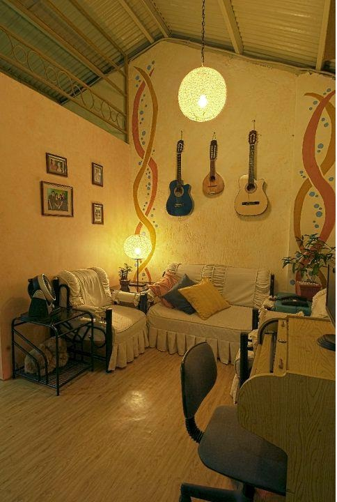 up interior design students upgrade gawad kalinga homes learning