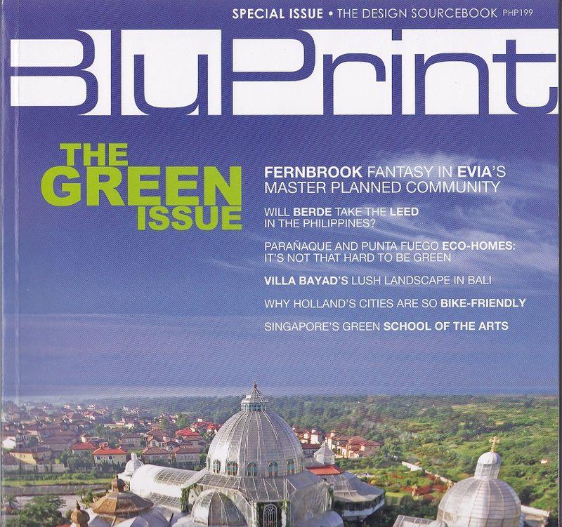Blueprint greenmagazine