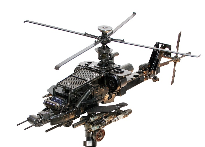 Recycled chopper